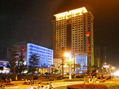 贵州榕江大酒店